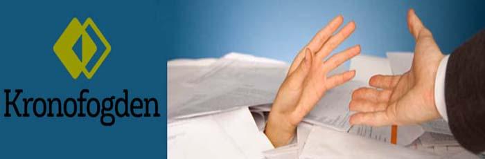 Tips när man har fått skulder och betalningsanmärkningar hos kronofogden