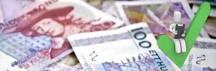 Tips att tänka på innan man lånar pengar